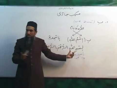 Arabic Course by Sheikh Aamir Sohail Lecture 16 (Urdu)