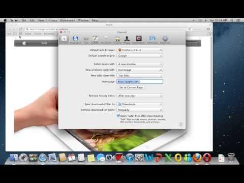 How to Set Default Browser Mac