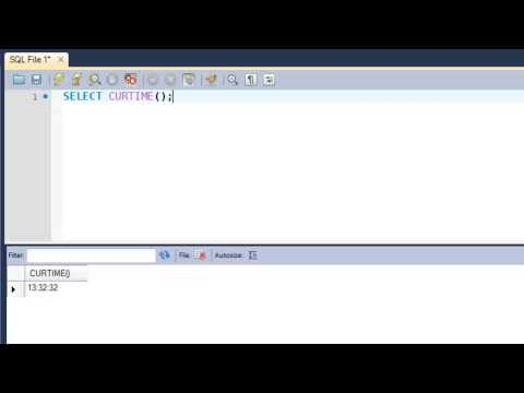 SQL Tutorial - 45: Date & Time Functions (Part-1)