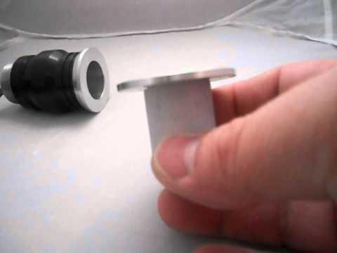 Qui Gon illuminated blade plug.