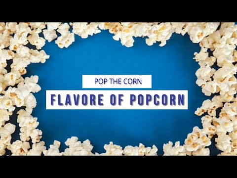 Masala Popcorn Recipe | Sweet Chocolate Popcorn | Theater Style Popcorn Recipe by Shree's Recipes