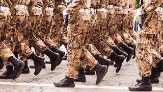 25 BIGGEST Armies In The World