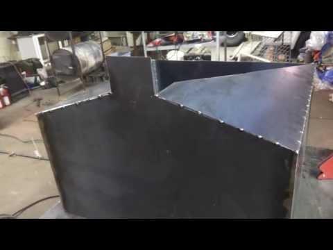 Waste Vegetable Oil Centrifuge Setup - Diesel Grease Car - Part 1