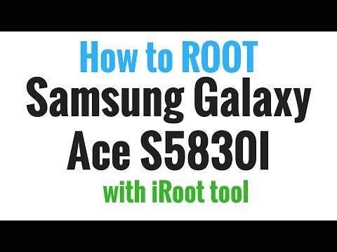 Samsung Galaxy Ace S5830I Root done with Root tool