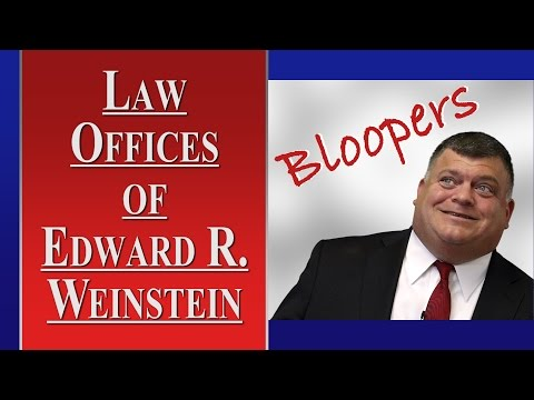 Bloopers, NJ Divorce & Family Lawyer