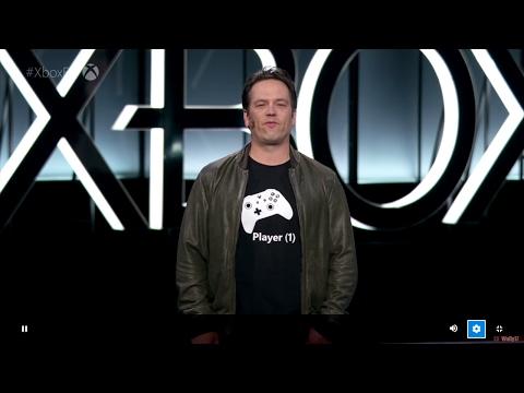 Original Xbox Games Backward Compatibility - Xbox One X (E3 2017)