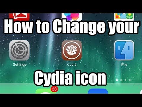 How to Change your Cydia Icon - iOS 7 Jailbreak