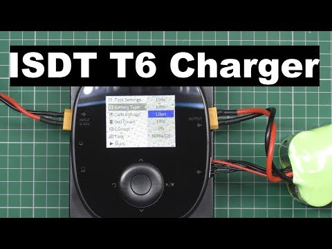 ISDT T6 charger review