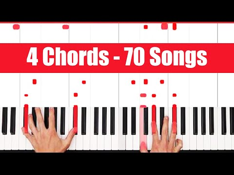 Play 70 Songs in 6 Minutes Using The Same Chords!!