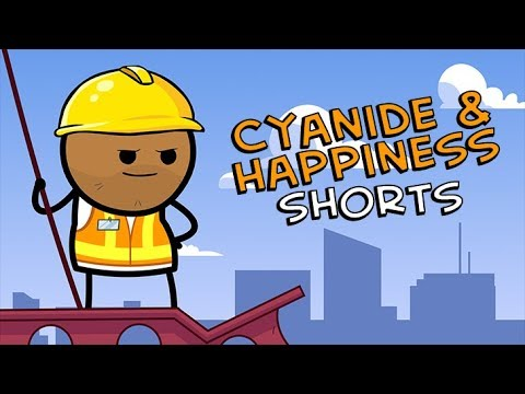 The Foreman - Cyanide & Happiness Shorts