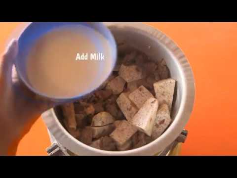 Shamba Bites - Arrowroots and Goat Stew