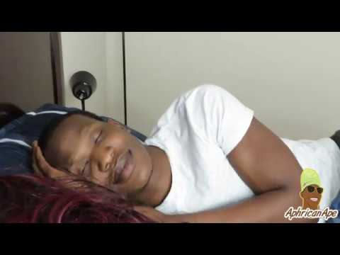 AphricanApe - When Bae Snores [ Skit ] Cover