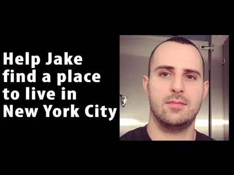 Jake looking for a place to live in New York City