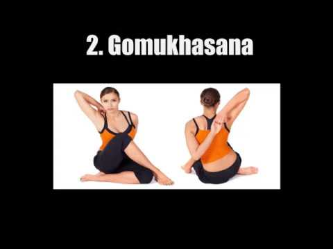How to Increase Breast Size With Yoga Exercises