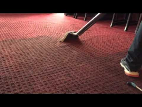 Red carpet cleaning pt2