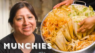 Download The Dollar Tamale Queen of New York - Street Food Icons Video