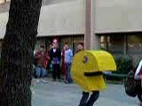 Halloween Pac-Man