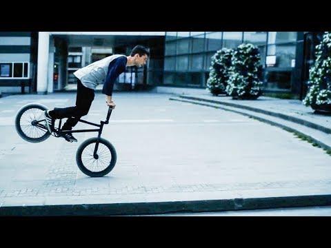 😎 BMX Street - One Day in Belgium (Edit & Raw 2017)