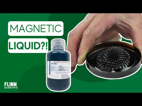 Ferrofluid: Everything You Need to Know