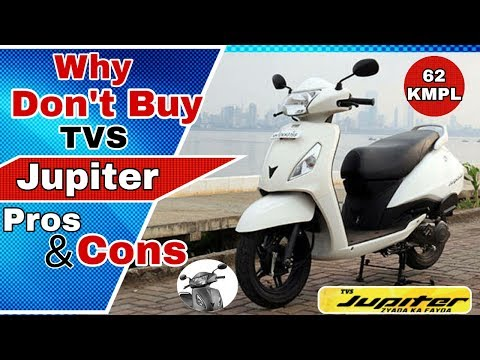Why Don't buy TVS Jupiter, Pros and Cons, Honest Opinion, Tvs Jupiter Full Review