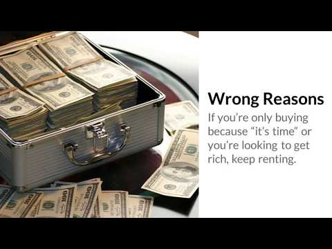 PMZ REALTOR - Rent or Buy a House in Stockton - 6 Question to ask yourself when deciding -