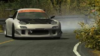 rFactor drift mod preview