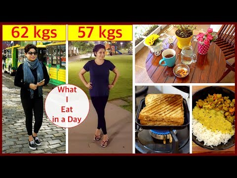 WHAT I EAT IN A DAY TO LOSE WEIGHT 5 KGS IN 3 MONTHS #1