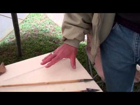 Native American Bow/Fire Starter Demonstration