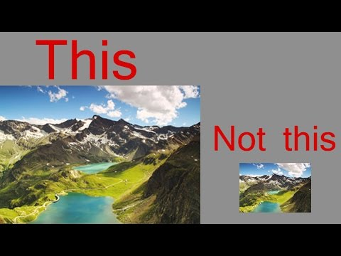 How To Save A Youtube Thumbnail In HD