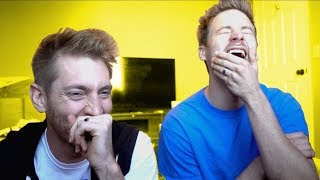 FAN SENDS US LAUGH CHALLENGE!