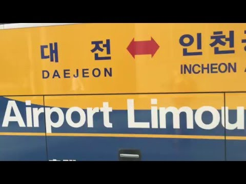 Incheon Airport BUS