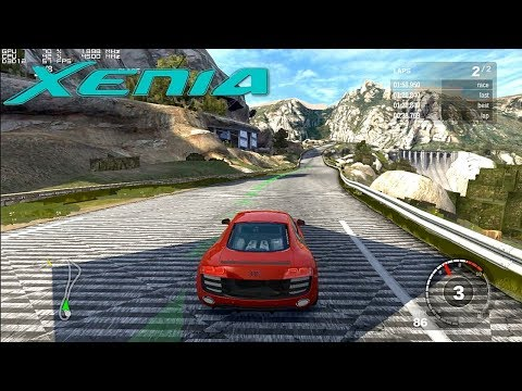 forza motorsport 4 pc emulator