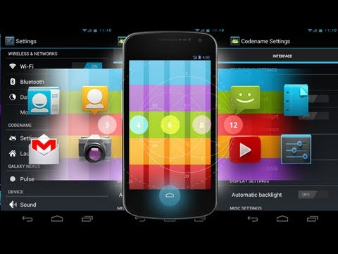 [ROM] HTC Evo LTE Jelly Bean 4.1.1 Code-name Android 3.6.5