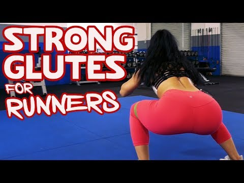 Strong Glutes for Runners - 8 Exercises for a Stronger Butt!