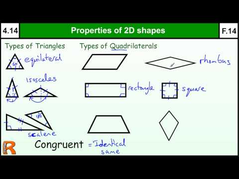 4.14 properties of 2D shapes - Basic Maths Core Skills Level 4