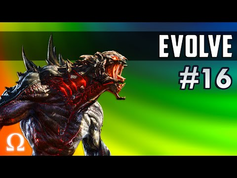 WE'RE BACK IN THE HUNT! | Evolve Stage 2 #16 Ft. Cartoonz, Bryce, Gorillaphent