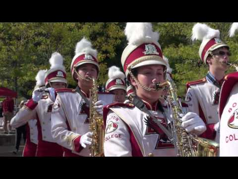 Join the Boston College Marching Band!