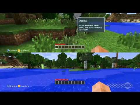 GameSpot Reviews - Minecraft: Xbox 360 Edition