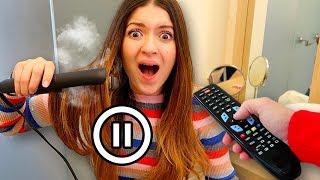 Download PAUSA CHALLENGE con la MIA RAGAZZA per 24 ORE!! Video