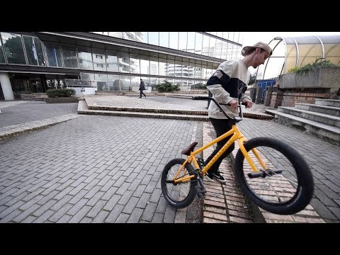 BMX Street: France Roadtrip powered by Nikon / Edit 2018