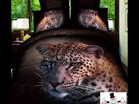 Qwerky Quilts 3D Bedding Animal Designs part 1