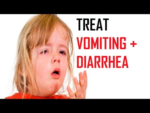 15 Ways To Treat Vomiting And Diarrhea