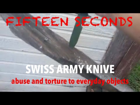 Fifteen Seconds of Army Knives, Wooden Beams and Chicago's Studio Recording of