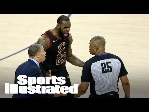 Has Bad Refereeing Ruined The NBA Finals? | SI NOW | Sports Illustrated