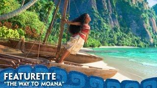 """""""The Way To Moana"""" Featurette - Moana"""