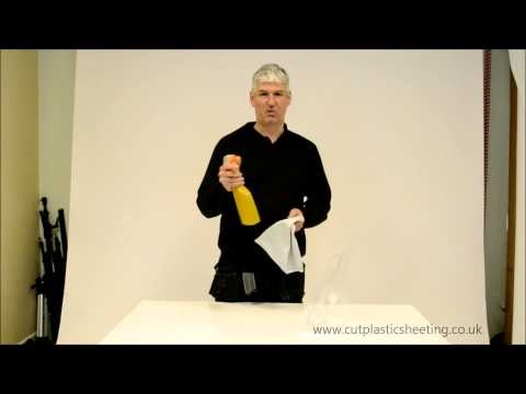 How To Clean & Polish Perspex Acrylic Materials