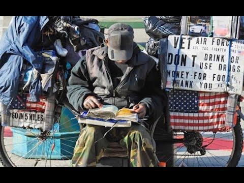 How America Treats Veterans