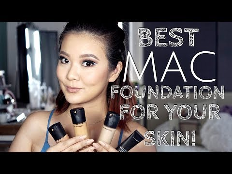 Road Test: Which MAC Foundation is Right for You?