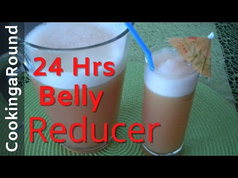 24 Hrs. Diet Bomb - Reduce Your Waistline Recipe