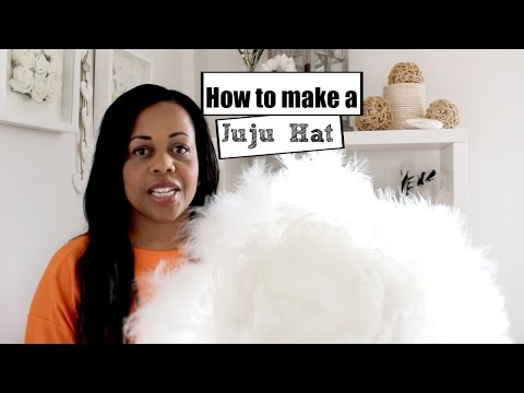DIY| How to make a Juju Hat Wallhanging